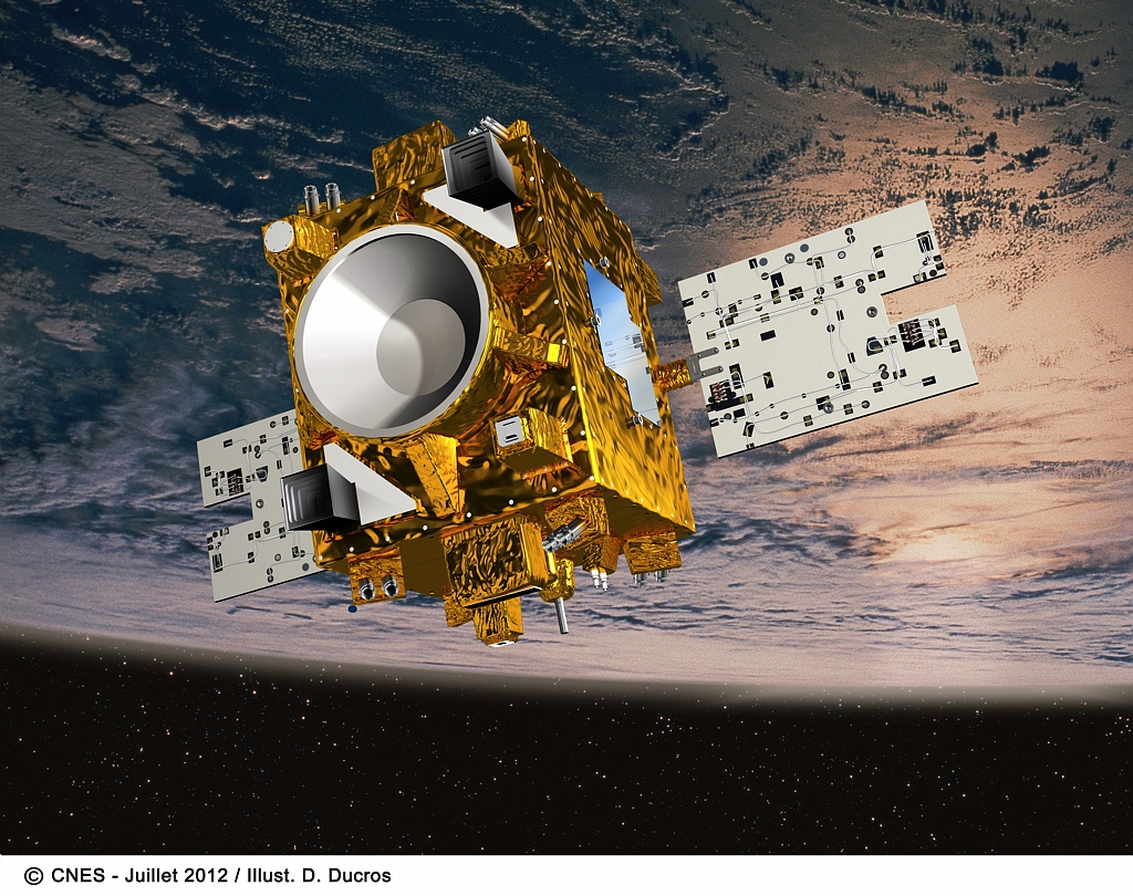 Lancement imminent du satellite MICROSCOPE